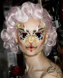 hungry is the trippy avant garde drag queen responsible for bjork s utopia cover the fader
