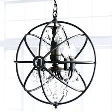 bronze orb chandelier awesome globe home depot antique 4 light crystal white window metal chandeli large orb chandelier bronze metal