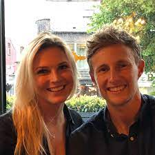 Joe Root And Wife Carrie Cotterell ...