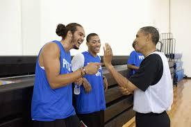 joakim noah family.  Family FileBarack Obama Joakim Noah And Derrick Rosejpg And Noah Family A