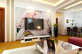 modern home decor ideas brilliant living room wall about design wallpaper with