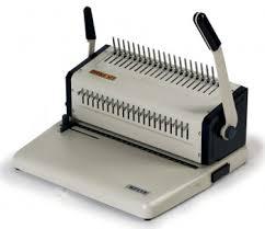 <b>Переплетчик Office Kit B2115</b> A4/перф.15л.сшив./макс.500л ...