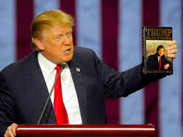 Trump saw a massive jump in royalties for The Art of the Deal.