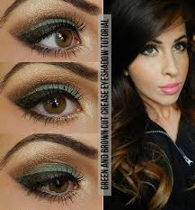 eye makeup for brown eyes 2 up tutorial you can also use neutral colors or light