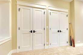 short closet doors door options ideas small linen