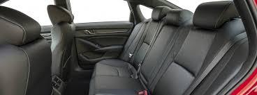 2019 honda accord fabric and upholstery