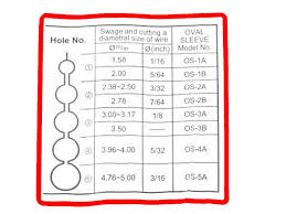 Wire Ferrule Size Chart Professional Manual Hand Swager 1 5mm To 5 0mm Capacity
