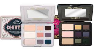 too faced makeup palettes are ideal gifts for age s