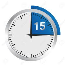 Timer For 15 Min 15 Min Clock Rome Fontanacountryinn Com