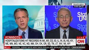 Fauci: Normality possible again 'well into 2021' - CNN Video
