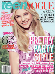 Teen magazine teen pop youth