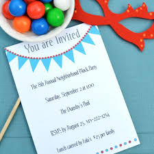 a birthday party invitations on a table with candy and a mask easton place designs