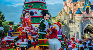 europe s theme parks at christmas p o