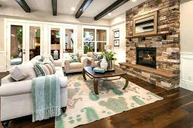 Bright Living Room Furniture Transitional Style Living Room