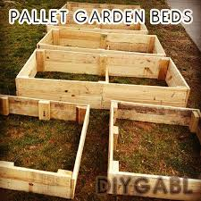 re purposed pallet ideas use garden safe pallets to build raised beds