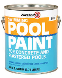 pool paint colorsZinsser Specialty Coatings Pool Paint Product Page