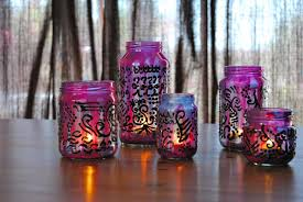 henna inspired luminaries