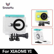 <b>SnowHu</b> Camera Case Frame Cover for <b>Xiaomi Yi</b> Standard ...