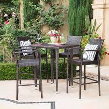 pub style outdoor table and chairs off 68