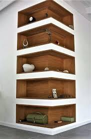 Wooden Corner Shelf Designs Wood Corner Shelf Ideas 30 Corner Shelf Design Diy Corner
