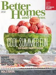 better home and garden magazine. Free Better Homes And Gardens Awesome Magazine Home Garden