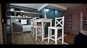 A studio apartment with 32 sqm of space and 1 bathroom(s). - YouTube