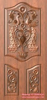 Indian Traditional Front Door Designs Homeeee Front Door Design Wood Wooden Doors Wooden Front