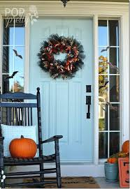 stunning how to hang a wreath on a glass door for fancy decor inspiration 49 with