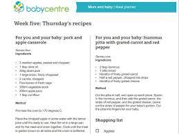 Pre Birth Plan Mum And Baby Recipes Week Five Babycentre Uk