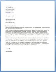 Cover Letter In Law Example Tomyumtumweb Com