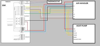 goodman thermostat wiring wire center \u2022  rheem heat pump thermostat wiring diagram inside wiring diagram rh tricksabout net goodman thermostat wiring instructions