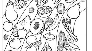Small Picture Printable Healthy Eating Chart Coloring Pages Happiness Is Of
