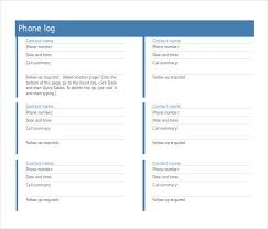 excel call log phone log template inventory sheet template haisume phone sheet