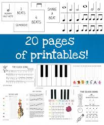 Piano Lesson Worksheets Worksheets for all | Download and Share ...