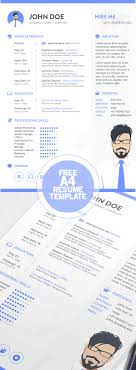 psd cv resume and cover letter templates bies a4 resume template