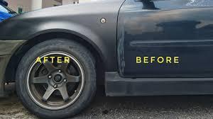 rattle can spray paint part 1 fender proton gen 2 flat black similar persona cars