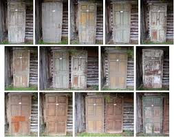 back in february i sorted through all of the old doors in the en house that we might be able to use in the new addition today i finally figured out