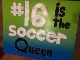 Clever Soccer Signs B630e7a54fd132bd5065de22a851207f Diy Poster
