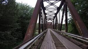 The Haunted Wabash Cannonball Bridge, St Francisville, Illinois - YouTube