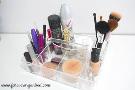 ... handle peculiar how do you keep your makeup then makeup organisation  forever organised in makeup caddy ...