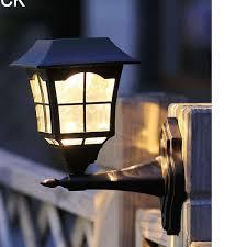 off on solar wall lantern outdoor l