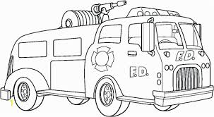 Dump Truck Coloring Pages For Toddlers Coloring Fire Truck Coloring