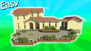 This instructable is about how to build a medium sized minecraft cottage. Minecraft How To Build A Cool Modern House Tutorial 1 Youtube