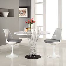 round table grand ave unique 15 white round table design ideas for extravagant look your