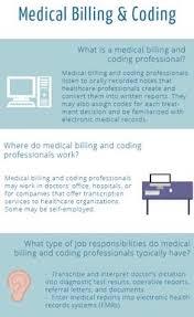 medical billing and coding salary job description medical billing and coding resume sample
