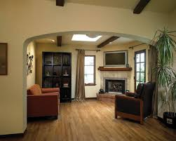 Over The Fireplace Tv Cabinet Family Room Designs With Fireplace And Tv Interior Ecectic Family
