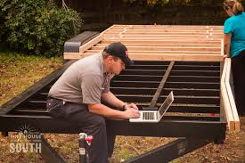 Small Picture Tiny House Construction Begins Subfloor Part I Tiny House of
