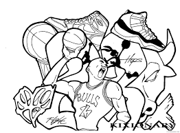 News, email and search are just the beginning. Graffiti Coloring Pages Basketball By Kixionary Coloring4free Coloring4free Com