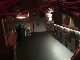 basement 45. image may contain indoor basement 45 c
