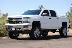 chevy trucks 2014 lifted white. Plain Trucks 2014 Chevy Silverado Z71 Lifted   1500 Crew  Cab On Trucks White